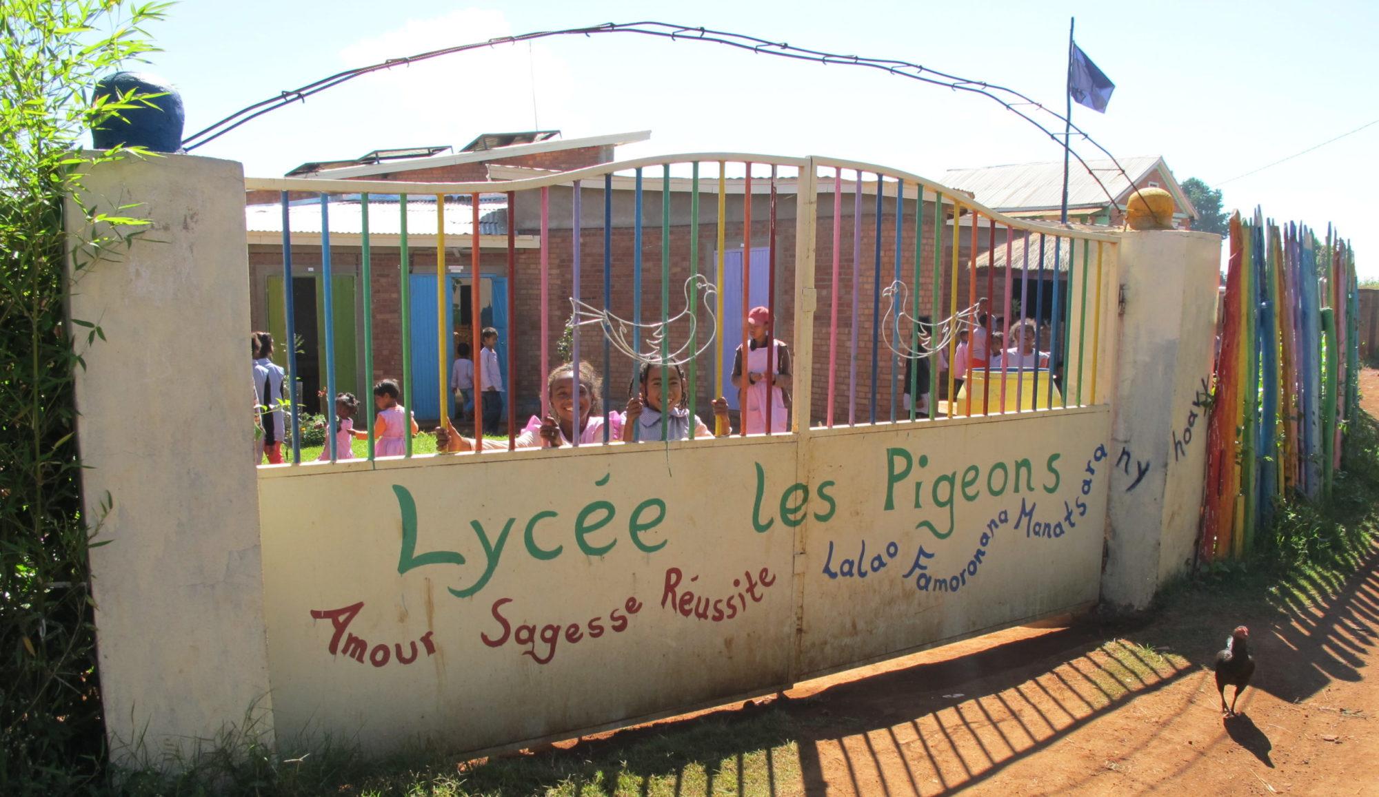 Lycée les Pigeons
